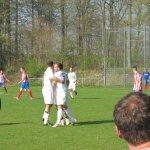 SV Harthausen - SVB am 30. Maerz