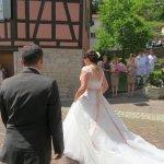 Hochzeit Markus & Sarah am 14. Juni